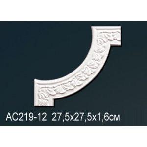 Лепнина Perfect Угловой молдинг AC219-12