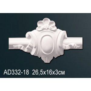 Лепнина Perfect Угловой молдинг AD332-18