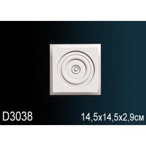 Обрамление D3038