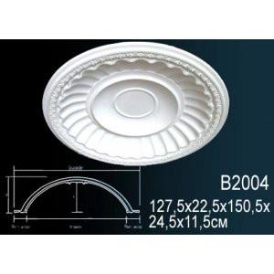 Лепнина Perfect B2004 Купол