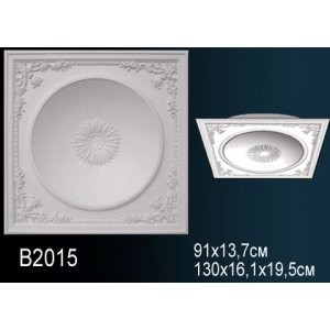 Лепнина Perfect B2015 Купол