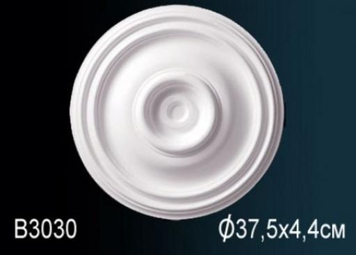 Лепнина Perfect B3030 Розетка потолочная