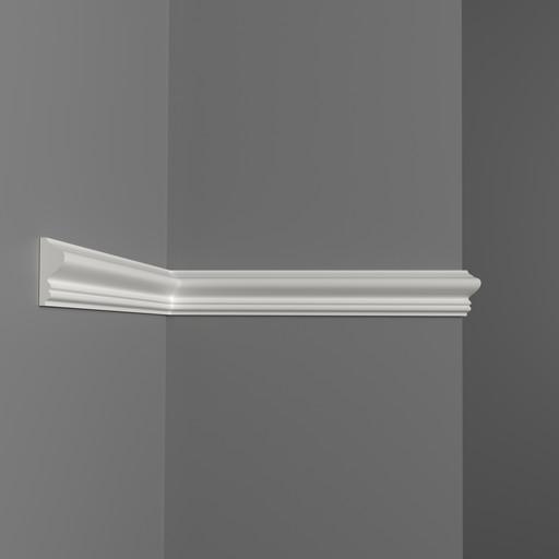 D030 Молдинг гладкий Decomaster (43*16 мм)