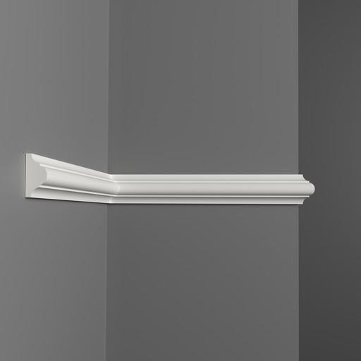 D001 Молдинг гладкий Decomaster (26*13 мм)