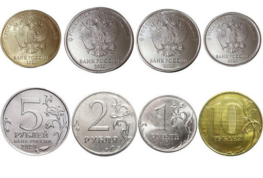 2020 Годовой набор монет регулярного чекана РФ