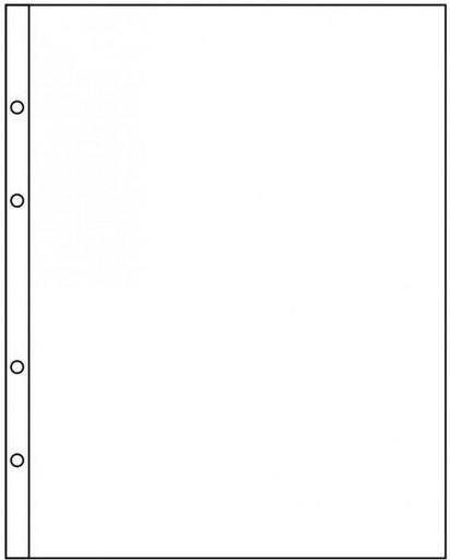 Лист для бон на 1 ячейку формата Optima