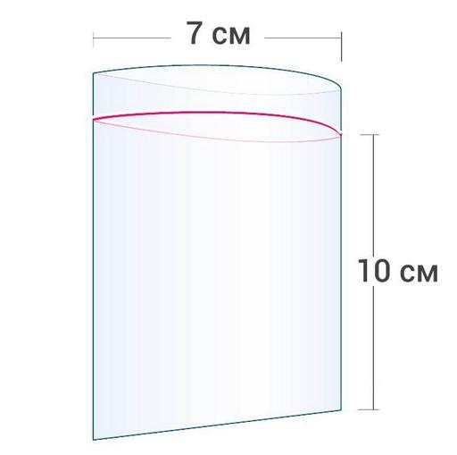 Пакет Zip-Lock 7*10 см