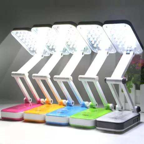 Фонарик 1019, Лампа трансформер, Фонарик лампа, Лампа настольная складная, Светодиодная лампа фонарь