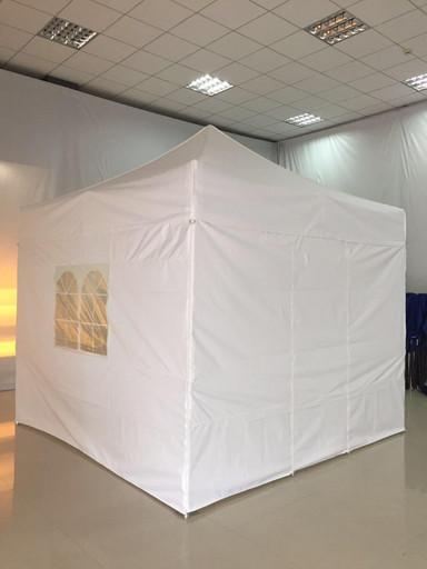 Шатер фиремнный Sahara 3x3 Белый +4 Стенки+двери+окна