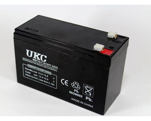 Аккумулятор BATTERY 12V 7A UKC Хит продаж!