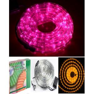 Дюралайт Готовый Комплект 10м Led с контроллером - Розовый