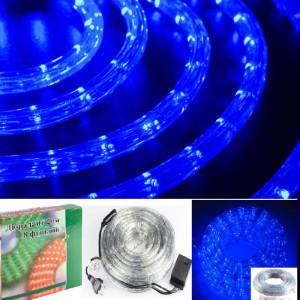 Дюралайт Готовый Комплект 20м Led с контроллером - Синий