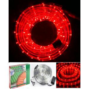 Дюралайт Готовый Комплект 20м Led с контроллером - Красный