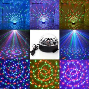 Светодиодный диско шар MP2
