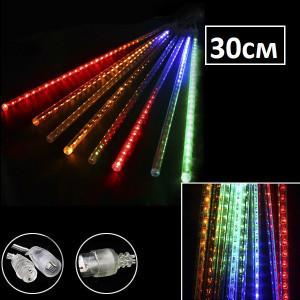 """Гирлянда """"Тающие сосульки"""" LED, 30 см"""