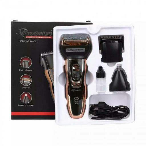 Триммер для стрижки волос Gemei GM-595
