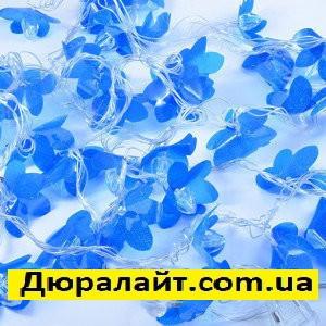 Гирлянда 2 Светодиодная — LED Цветы-40