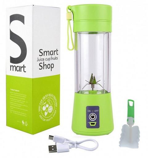 Портативный фитнес-блендер Smart Juice Cup Fruits