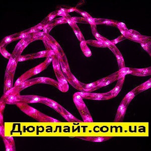 Гирлянда Светодиодная — LED Шланг-100