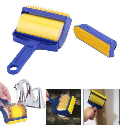 Валик щетка для чистки одежды Стики Бадди (Sticky Buddy)