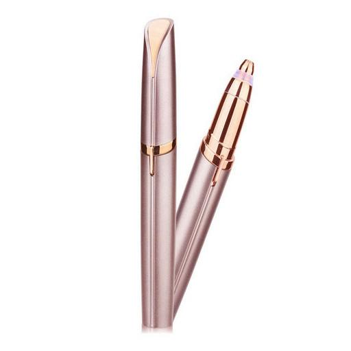 Триммер eye brow epilater, Триммер женский для бровей, Триммер для эпиляции бровей для лица, губ, подбородка