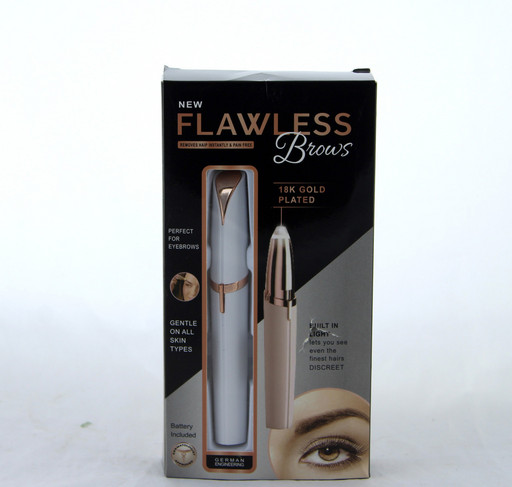 Триммер для бровей. eye brow epilater flawless brows