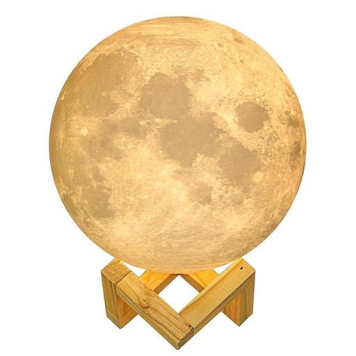 Настольный светильник Magic 3D Moon Light Touch Control 15 см Moonlamp R150288