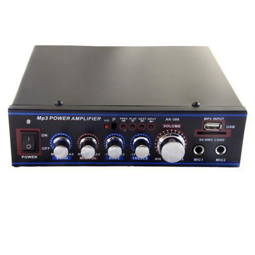 Усилитель AMP 808