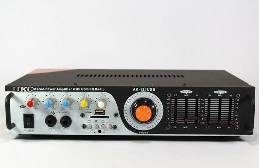 Усилитель звука UKC AMP 121 Акция!