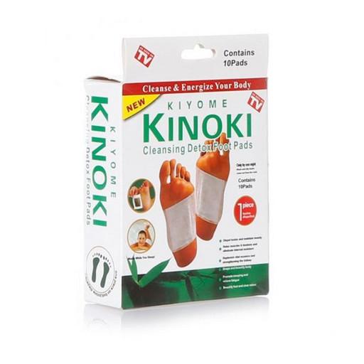 Пластырь очищающий для стоп Kinoki (WM-17) (200)