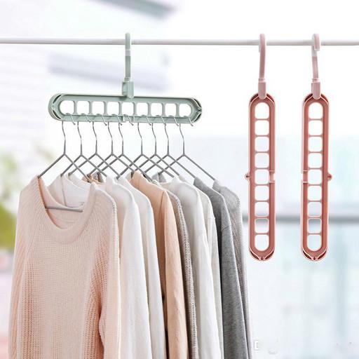 Wonder Hanger 9 Pieces вешалка для одежды