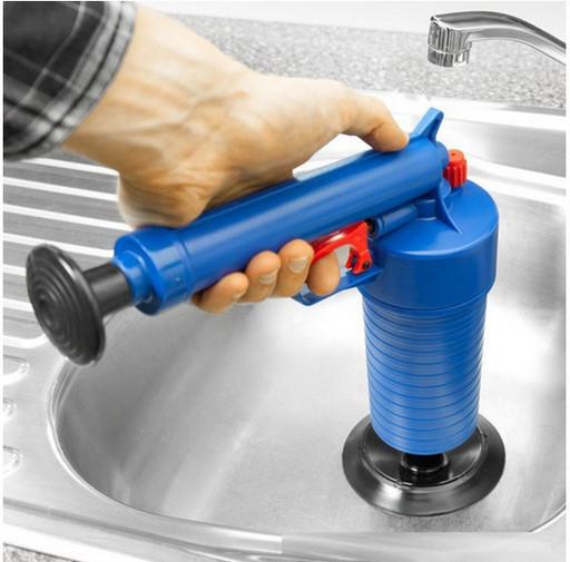 Очиститель канализаци высокого давления Toilet dredge Gun
