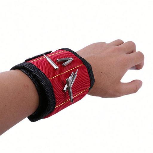 Магнитный браслет для инструментов - Magnet Wristband