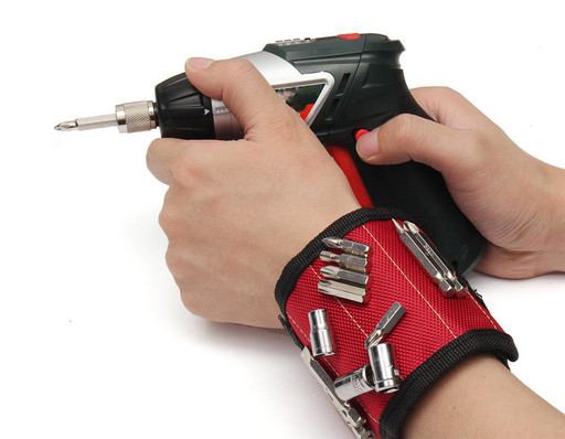 Магнитный Браслет для инструментов Magnetic Wristband! Лучшая цена