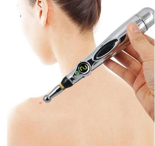 Массажер в форме ручки massager PEN.