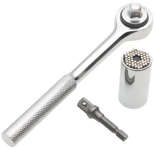 Универсальный гаечный ключ головка насадка Gator Grip PX-300