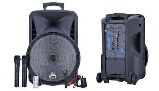 Акустическая система Fuhao FH-A15 музыкальная колонка Черный