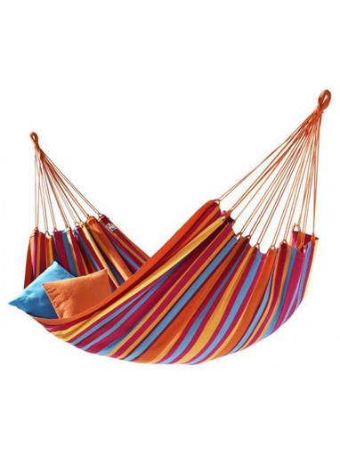 Гавайский подвесной хлопковый гамак 200*80 см