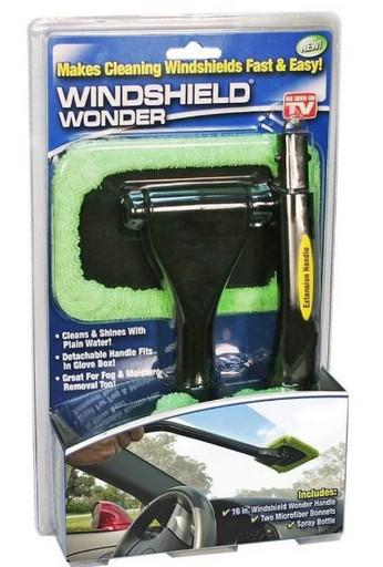 Makes Cleaning Windshields Щётка для лобового стекла Makes Cleaning Windshields / Швабра для чистки стекол