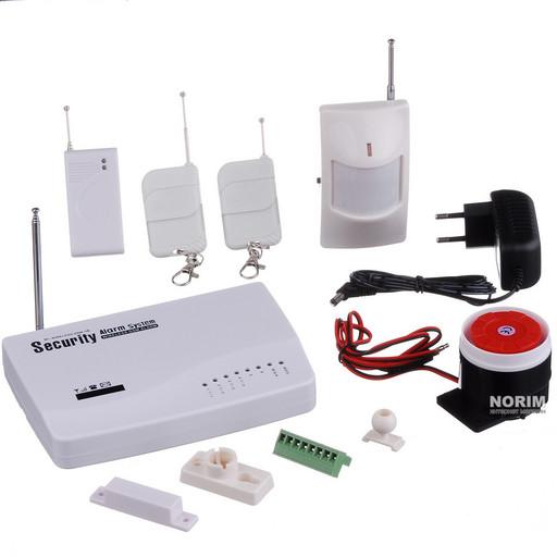 Сигнализация для дома GSM JYX (G200)
