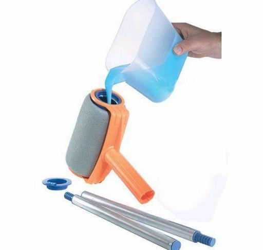 Валик Для Покраски Pintar Facil с телескопической палки