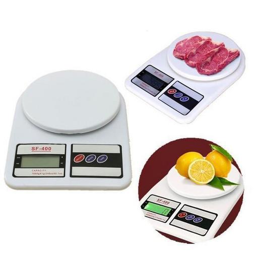 Весы для кухни и дома электронные ACS MS 400 до 10kg Domotec (40)   в уп. 40шт.