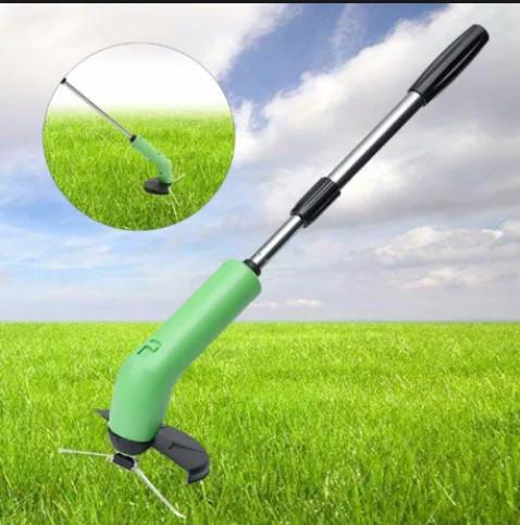 Ручная беспроводная газонокосилка, Триммер для травы, Zip Trim
