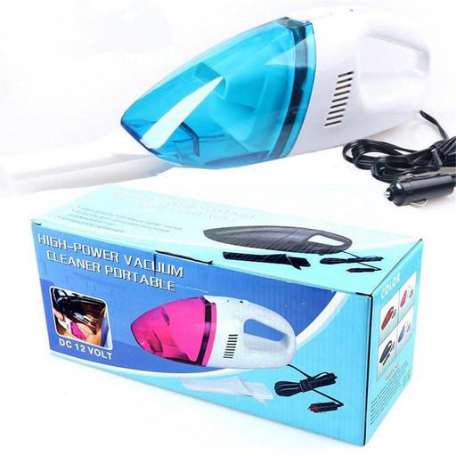 Автомобильный мини пылесос High-Power Vacuum Cleaner Portable