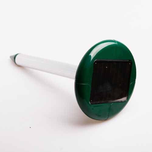 Отпугиватель кротов грызунов на солнечной батарее Solar Rodent Repeller ( Солар Родент), Антикрот отпугиватель