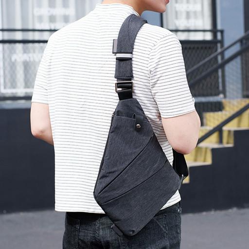 Сумка CROSS BODY, мужская сумка, рюкзак на 1 плечо