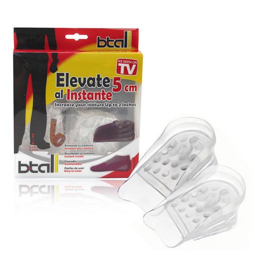 Стельки для увеличения роста Elevate 5 см
