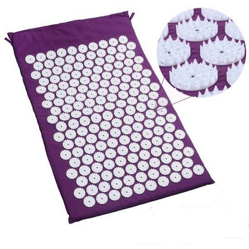 Массажер для спины аппликатор кузнецова ACUPRESSURE MAT/BED OF NAILS ART-0253
