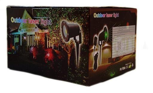 Лазерный проектор Star Shower metal 66 RG 12-83 лазерная подсветка для дома