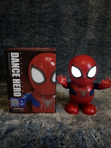 Интерактивная игрушка Танцующий герой Марвел Dance Hero Человек паук Spider man